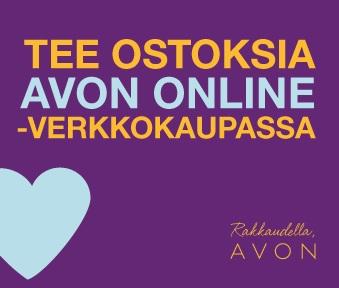 Tee ostoksia Avonin verkkokaupassa!